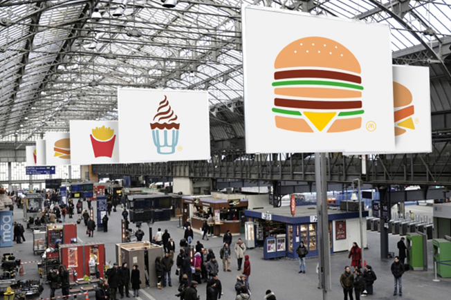 mcdonalds-publicité-marketing-affiches-pictogrammes-logos-art-paris-minimaliste-agence-tbwa-paris-1