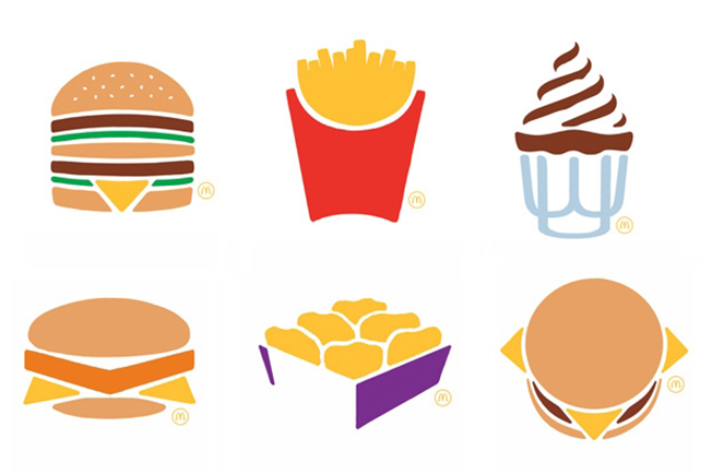 mcdonalds-publicité-marketing-affiches-pictogrammes-logos-art-paris-minimaliste-agence-tbwa-paris-4
