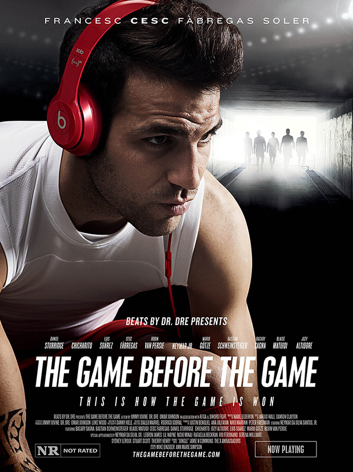 beets-by-dre-headphones-ads-commercial-marketing-publicité-football-world-cup-brazil-brésil-2014-the-game-before-the-game-neymar-bacary-sagna-luis-suarez-mario-gotze-cesc-fabregas-chicharito-2