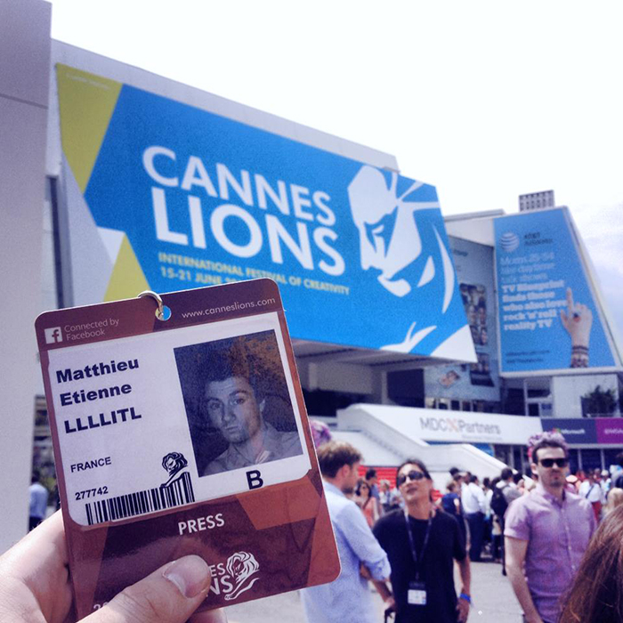 cannes-lions-2014-accréditation-presse-blog-publicité-marketing-llllitl-matthieu-etienne-publicis