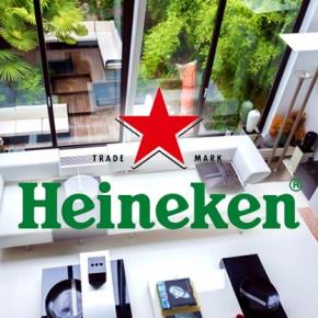 Heineken : 4 invitations à gagner pour 1 soirée dans le loft Subroom