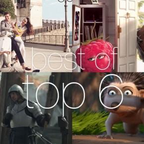 Les 6 meilleures publicités françaises de la semaine