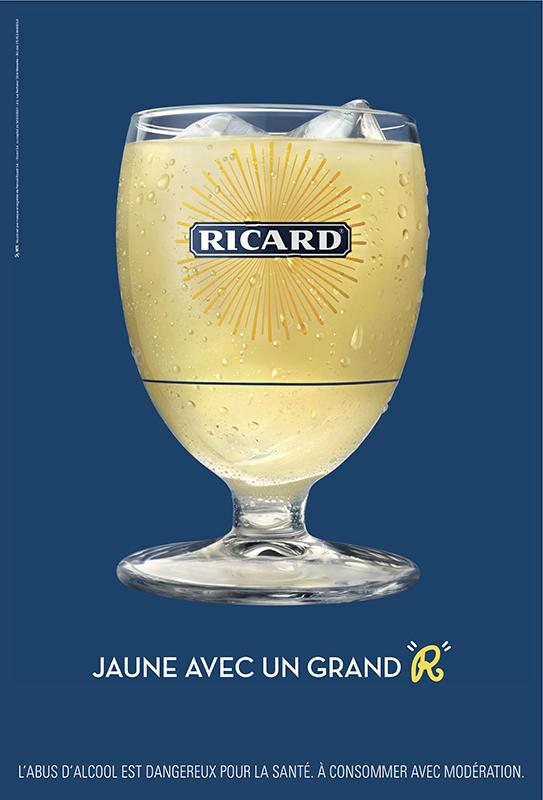 pernod-ricard-publicité-marketing-print-ads-pastis-anis-typographie-font-jaune-avec-un-grand-r-agence-betc-1