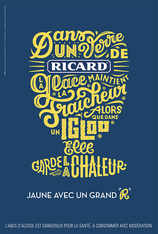 pernod-ricard-publicité-marketing-print-ads-pastis-anis-typographie-font-jaune-avec-un-grand-r-agence-betc-2