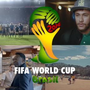 Coupe du Monde 2014 : toutes les publicités