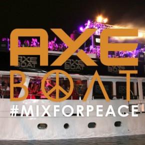 8 invitations à gagner pour les soirées du AXE Boat 2014