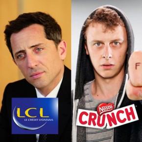 Le salaire des célébrités françaises dans les publicités