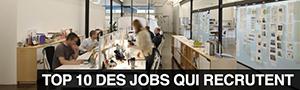 Les 10 jobs qui recrutent le plus dans la publicité en 2014