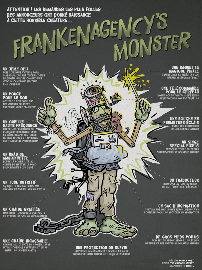 frankenagency-agence-de-publicite-marketing-communication-ideale-parfaite-annonceurs-clients-frankenstein-ad-agency-the-agency-post-2