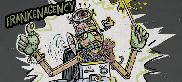 Frankenagency : l'agence de publicité idéale, selon les annonceurs