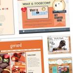 WIX : un très bon outil pour créer votre book ou votre CV en ligne