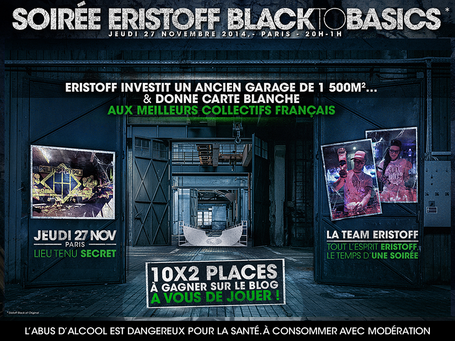 eristoff-contest-black-to-basics-invitations-soiree-underground-paris-parking-vodka-3