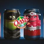 Oasis : 5 coffrets collector DC Comics à gagner