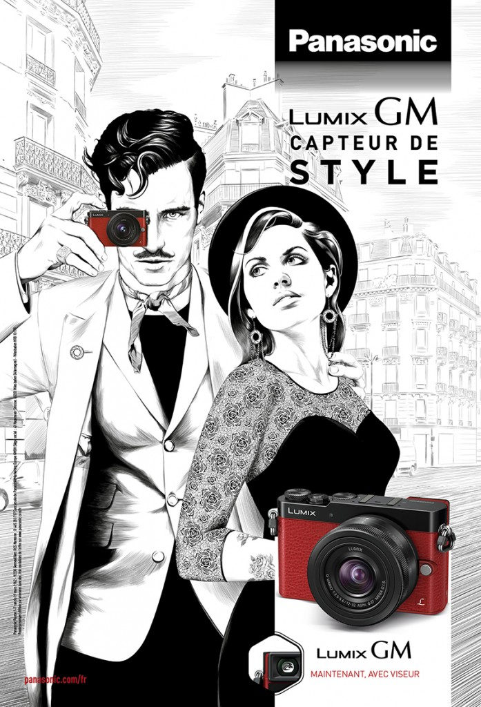 panasonic-lumix-gm-publicite-marketing-appareil-photo-capteur-de-style-dessin-mode-proximity-bbdo-1