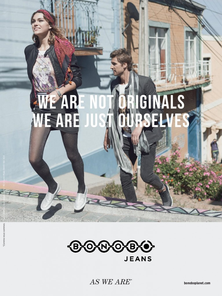 bonobo-jeans-publicite-marketing-communication-as-we-are-not-printemps-ete-2015-agence-extreme-paris-2