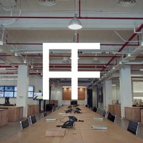 Les bureaux de Fred & Farid à Paris, New York, Shanghai et Pékin (photos)