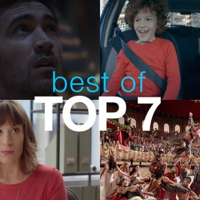 TOP 7 : les meilleures publicités françaises de la semaine