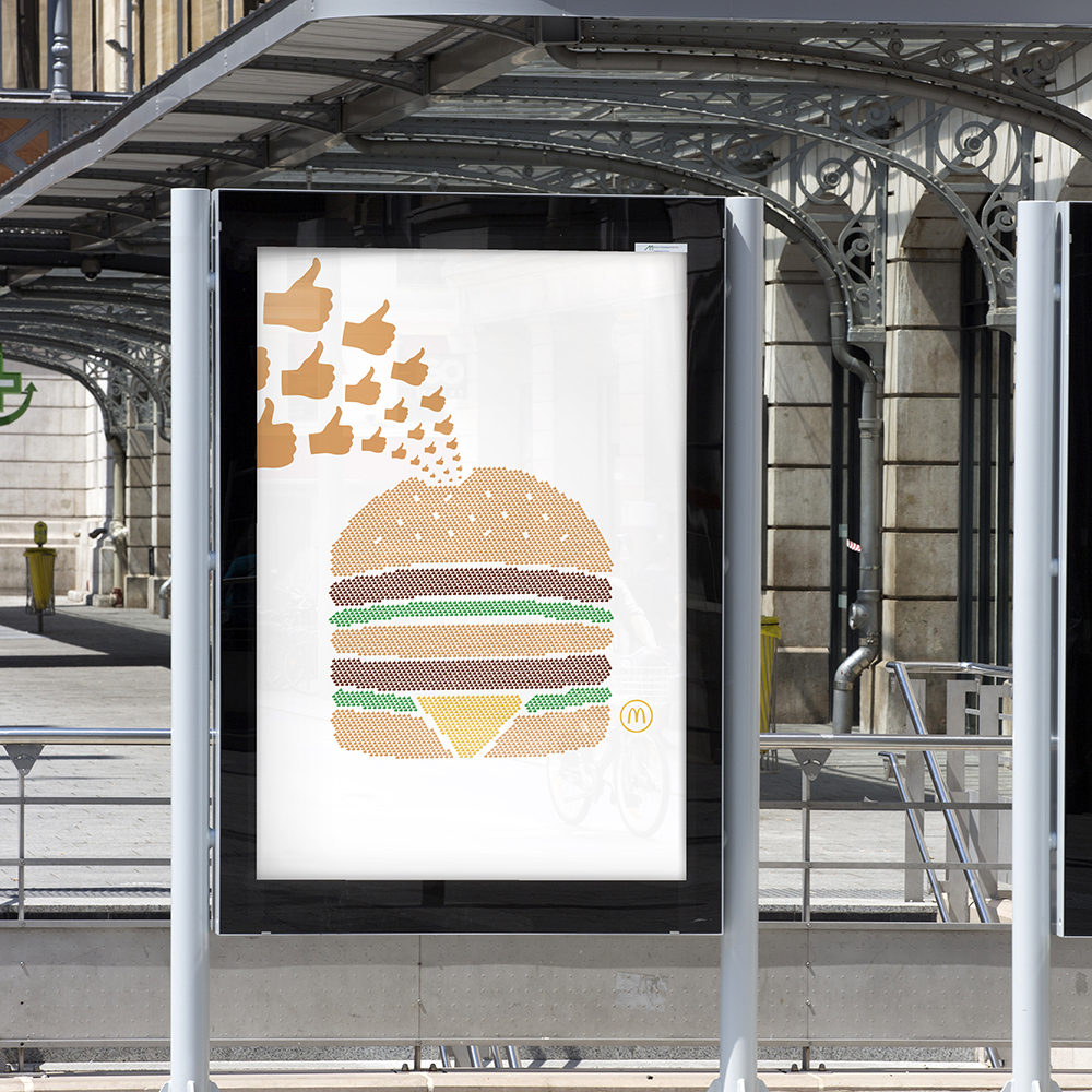 mcdonalds-publicité-marketing-affichage-print-pictogram-big-mac-happy-meal-frites-sundae-tbwa-paris-2