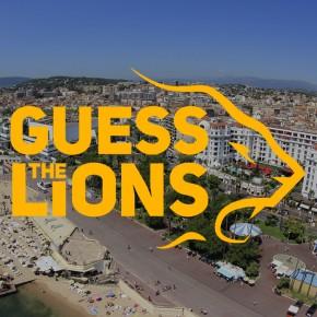 Guess The Lions : le 1er site de paris caritatifs sur les Cannes Lions
