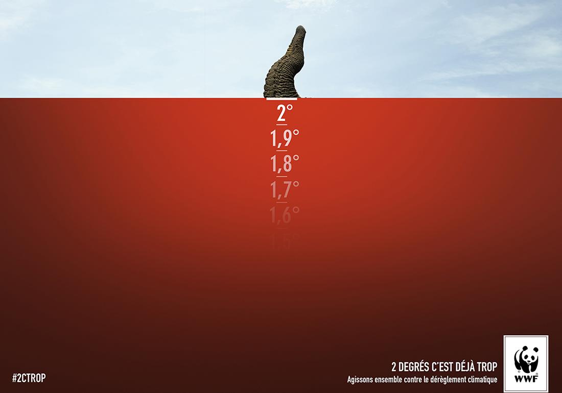 wwf-france-publicite-marketing-cop-21-paris-climat-rechauffement-climatique-2-degres-deja-trop-sang-elephant-giraffe-ours-polaire-agence-publicis-nurun-2015-1