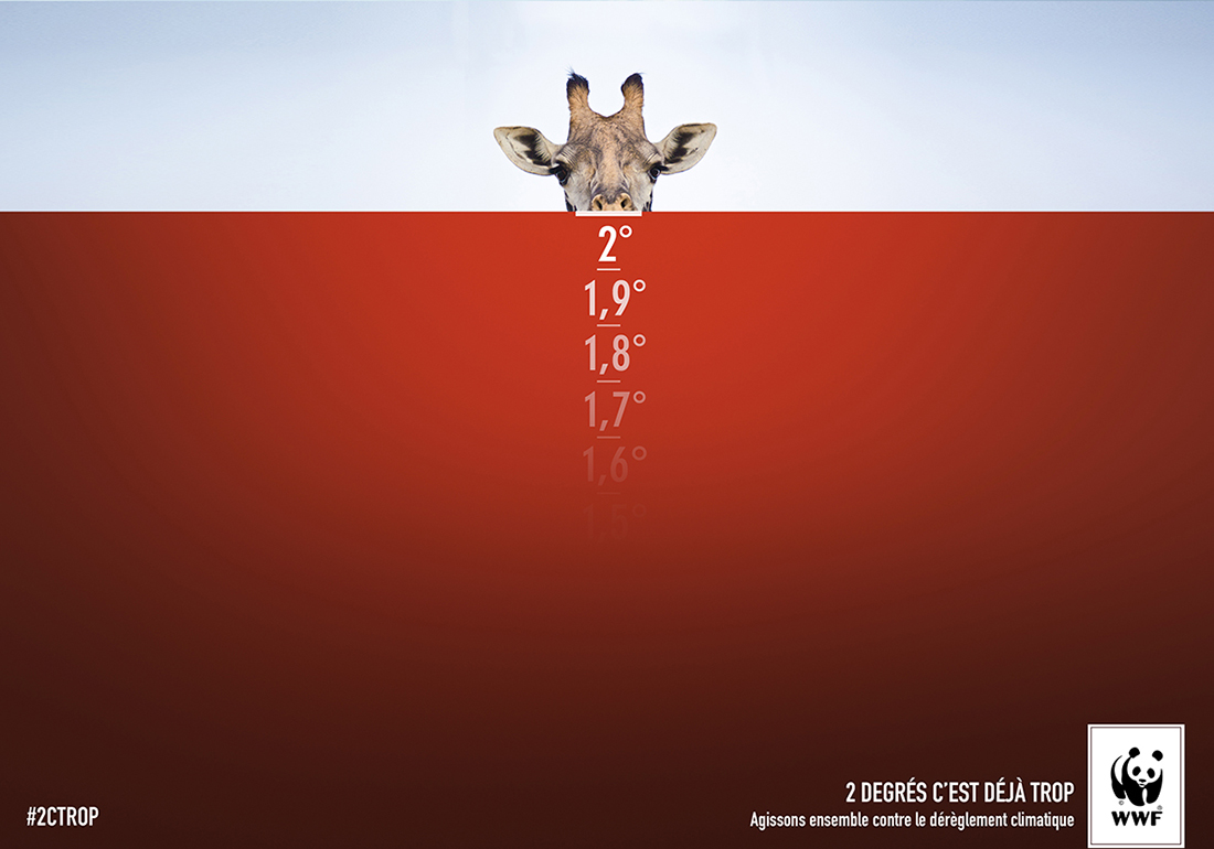 wwf-france-publicite-marketing-cop-21-paris-climat-rechauffement-climatique-2-degres-deja-trop-sang-elephant-giraffe-ours-polaire-agence-publicis-nurun-2015-3