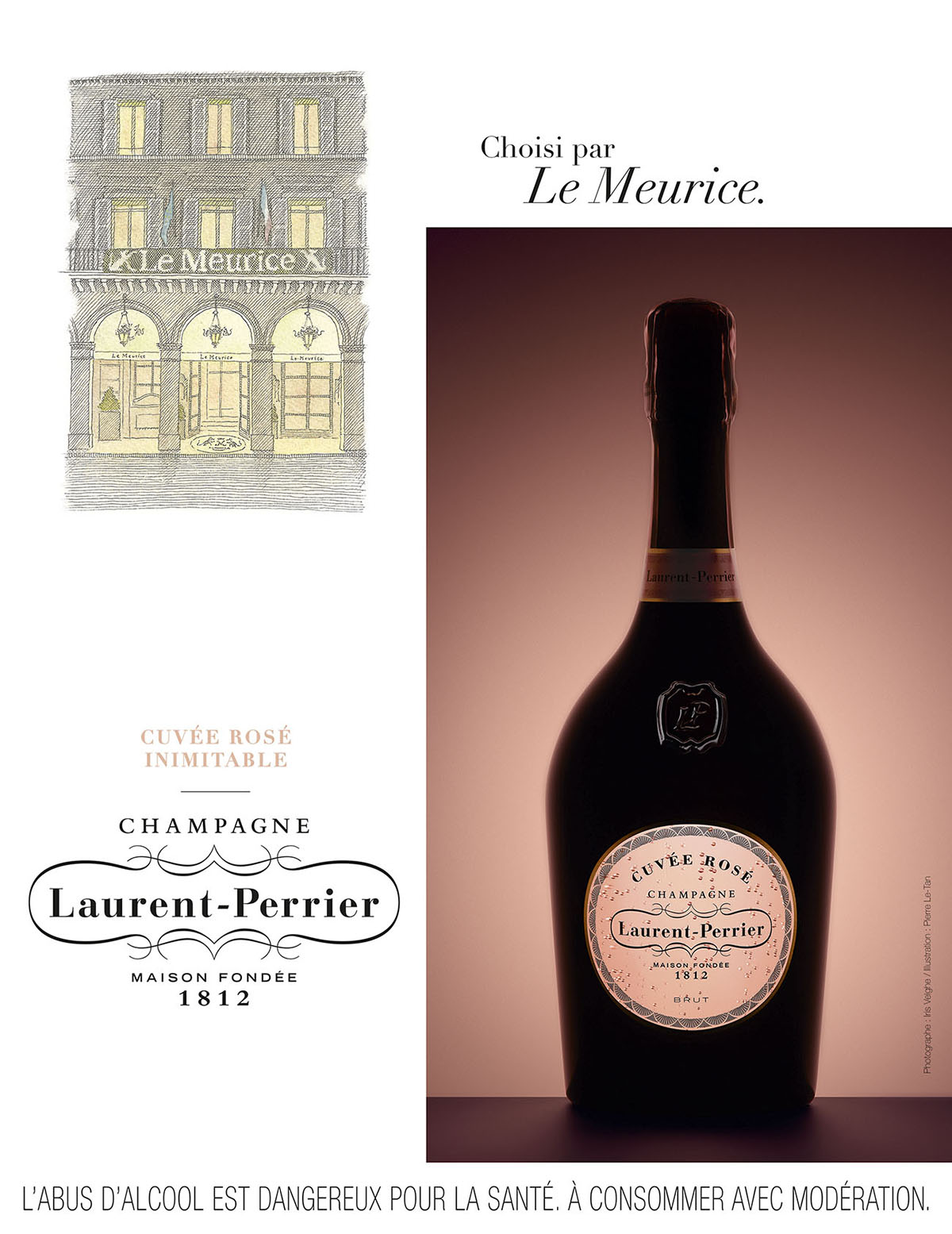 laurent-perrier-champagne-publicite-marketing-ads-cuvee-rose-tour-argent-meurice-gstaad-palace-ritz-dorchester-gavroche-agence-publicis-conseil-2