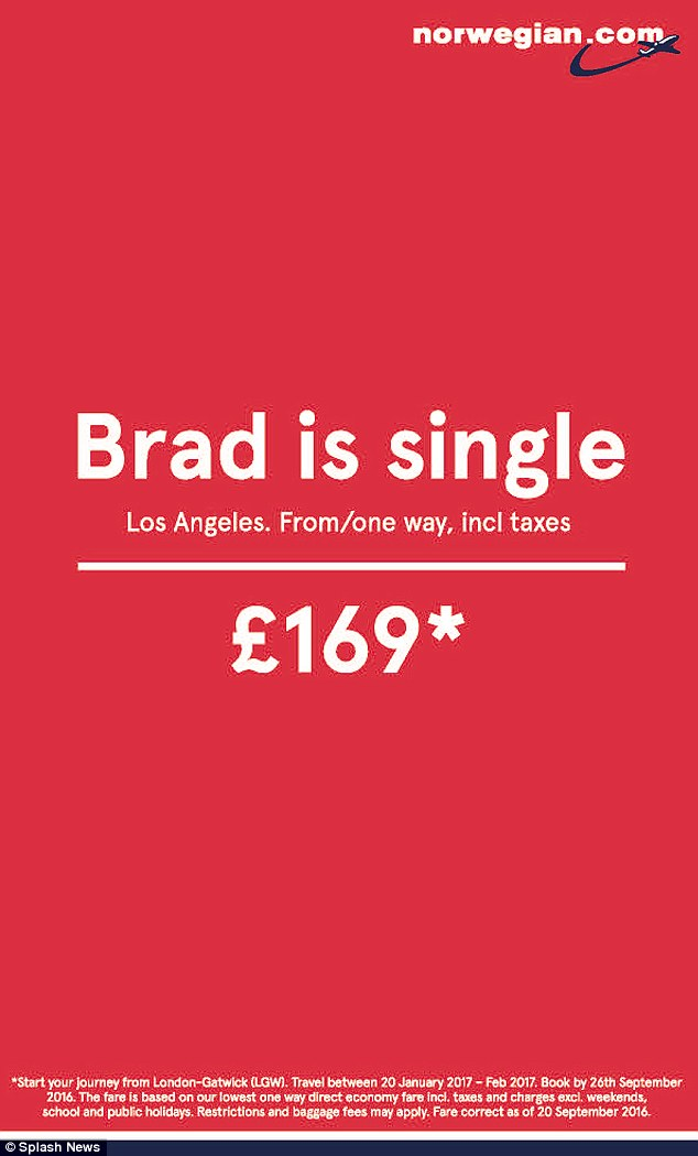 norwegian-brad-is-single-ad-print-commercial-try-norway-grand-prix-press-epica-awards-brangelina-brad-pitt-angelina-jolie
