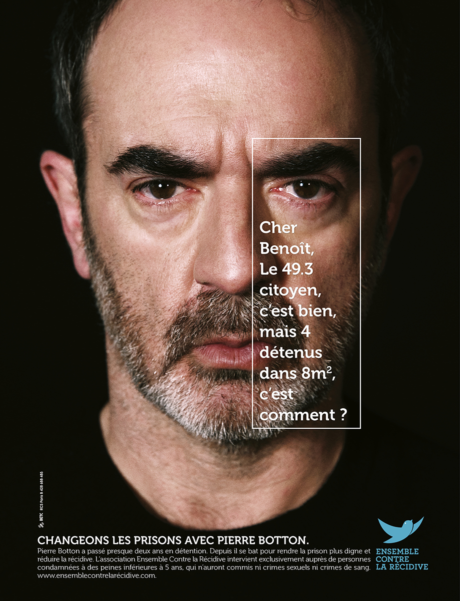 ensemble-contre-la-recidive-prisons-communication-publicite-2017-celebrites-artidit-baffie-pulvar-fogiel-domenech-solo-drucker-agence-betc-paris-8
