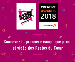 Participez aux Creative Awards 2018
