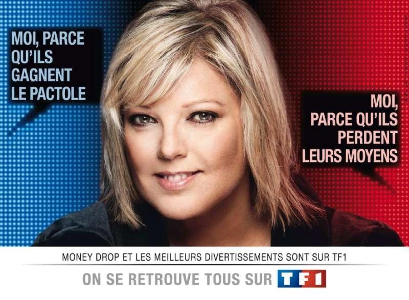 llllitl-TF1-publicité-télévision-On se retrouve tous sur TF1-Les bleus et les rouges- février 2012-laurence-bocolini