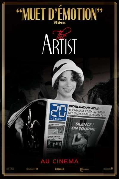 llllitl-20-minutes-the-artist-muet-d'émotions-journal-gratuit-oscars-mars-2012