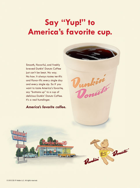 llllitl-Newsweek-mad-men-edition-numero-special-season-5-five-amc-advertising-60's-retro-style-print-commercials-dunkindonuts