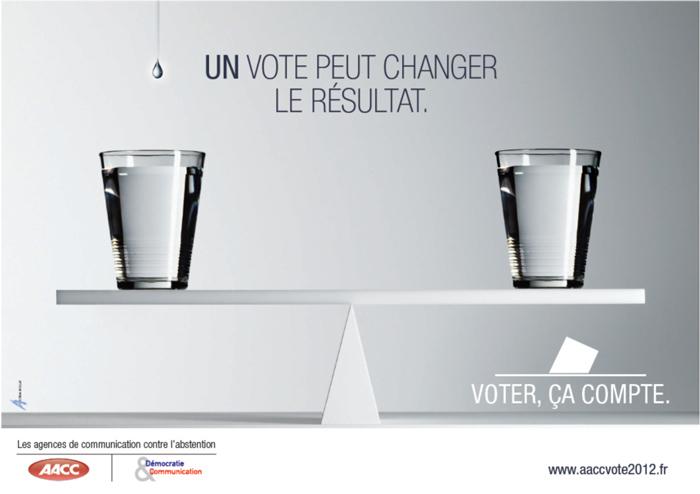 llllitl-aacc-association-agences-conseil-communicaiton-élections-2012-présidentielle-publicité-vote-abstention-action-d'éclat-une-goutte-d'eau