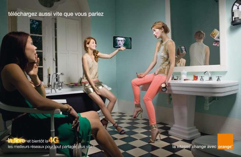llllitl-orange-publicité-fibre-connexion-4G-rapidité-téléchargement-télécharger-télécom-publicis-conseil-juin-2012-2