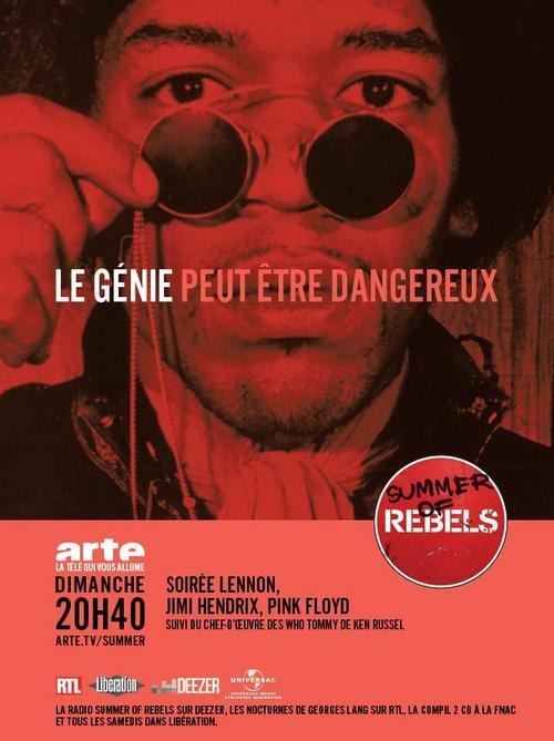 llllitl-arte-summer-of-rebels-publicité-print-été-rebelles-joey-starr-jimy-hendrix-thelma-et-louise-dustin-hoffman-bddp-et-fils-tbwa-juillet-aout-2012