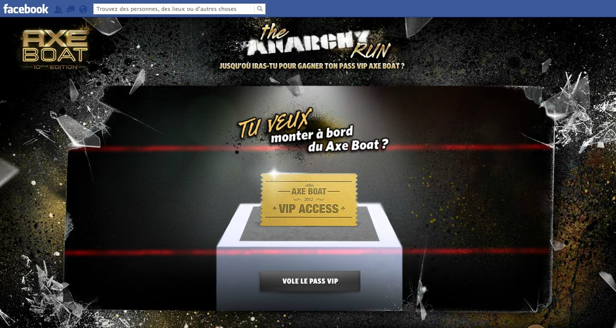 llllitl-axe-boat-2012-advergame-publicité-viral-marketing-facebook-buzz-chaos-anarchy-hunt-juillet-2012