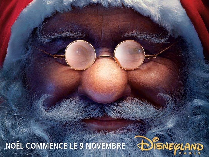 llllitl-disneyland-paris-publicité-print-noël-christmas-santa-claus-père-noël-saison-hiver-noël-9-novembre-agence-betc