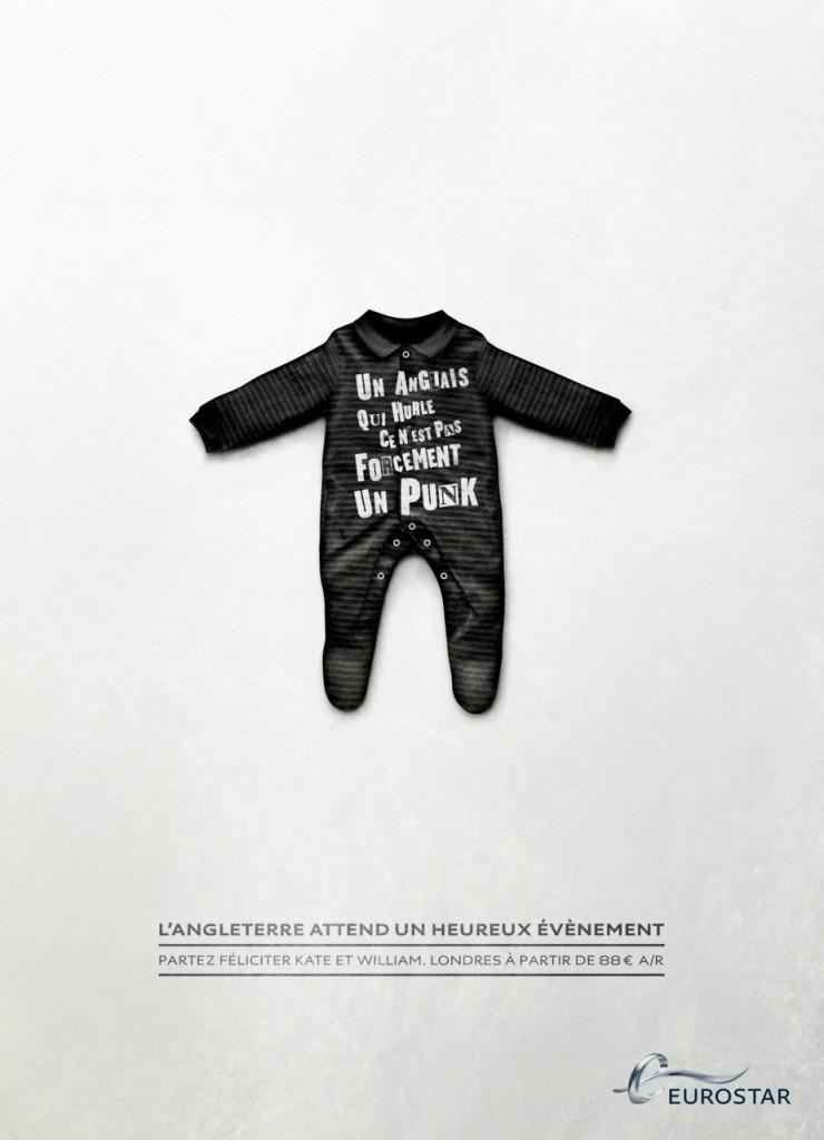 llllitl-eurostar-bébé-kate-middleton-grossesse-prince-william-publicité-print-commercial-agence-clm-bbdo