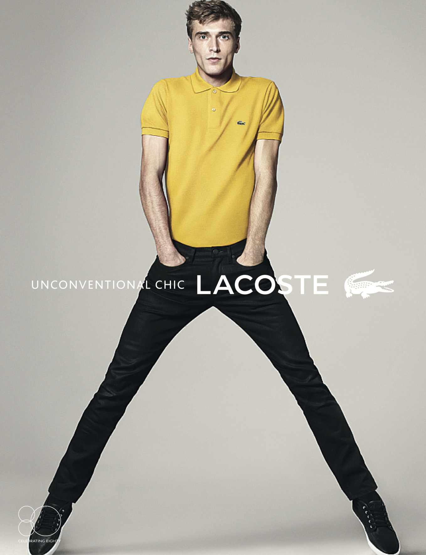 Yellow Fashion Male