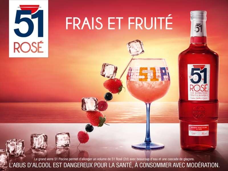llllitl-pernod-ricard-51-rosé-pastis-été-publicité-marketing-alcool-apéritif-fruits-glacons-agence-marcel