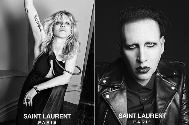 llllitl-yves-saint-laurent-paris-luxe-trash-publicité-marketing-campagne-advertising-commercials-marylin-manson-courtney-love-paris-luxury-parfum-rock-fragrance