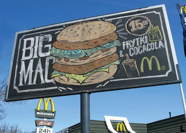 llllitl-mcdonalds-warswaw-poland-varsovie-pologne-advertising-marketing-publicité-street-art-billboard-chalkboard-ardoise-menu-Agency-DDB-Warsaw-Artist-Stefan Szwed-Stronzynski-Art-studio-Good-Looking-Production-Krewcy-Krawcy-Productions-5