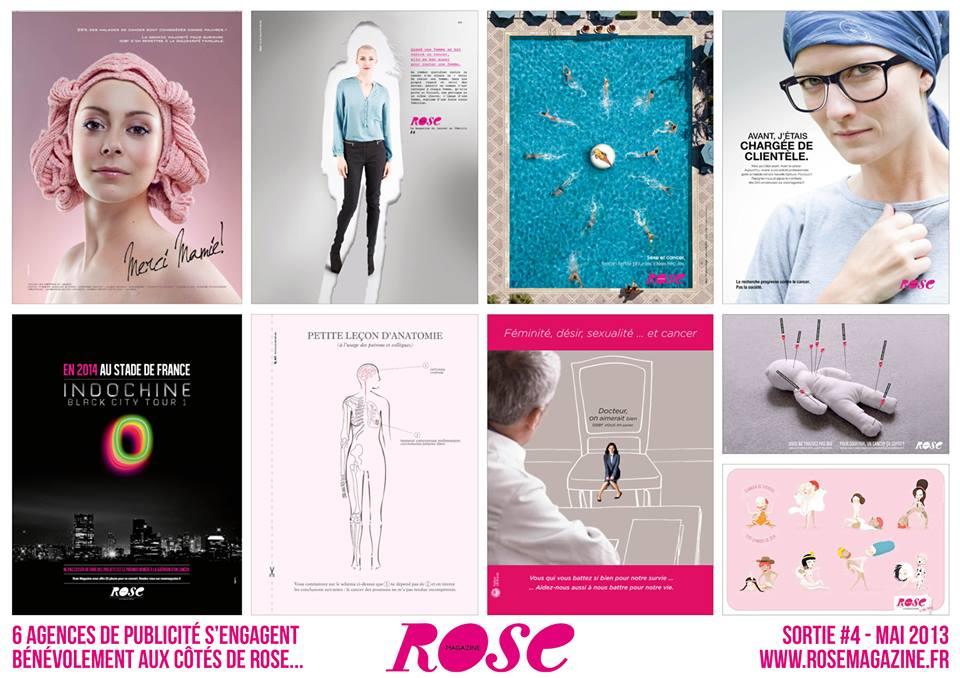 llllitl-rose-magazine-femmes-cancer-agences-de-publicité-campagne-publicitaire-bénévole-Australie-Babel-BETC-Meanings-Publicis-Conseil-TBWA-Paris