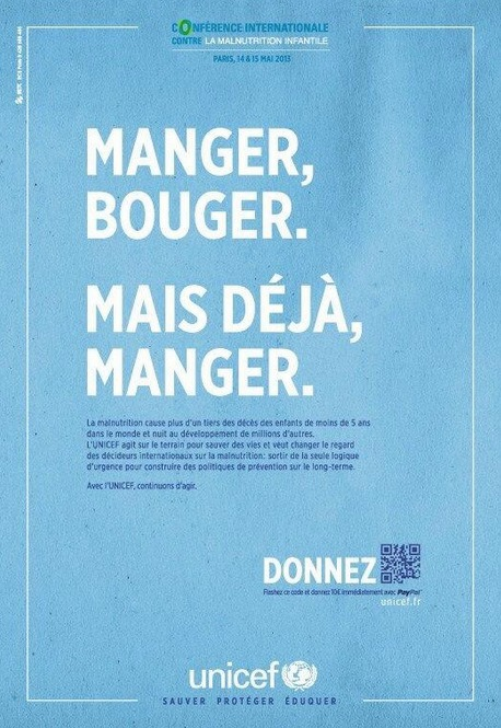 llllitl-unicef-campagne-publicitaire-publicite-choc-trash-malnutrition-faim-famine-manger-bouger-santé-mais-deja-manger-agence-betc