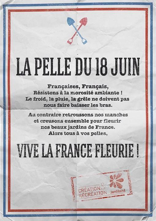 llllitl-jardiland-publicité-print-affiche-jardin-jardinage-la-pelle-du-18-juin-de-gaulle-appel-du-18-juin-publicité-francaises-francais-vive-la-france-fleurie-fleurs-agence-rosapark