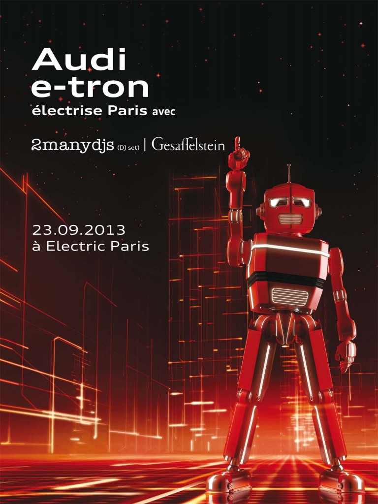 llllitl-audi-e-tron-hybride-technologie-audi-A3-sportback-e-tron-publicité-marketing-soirée-évènement-dj-electric-paris-invitations-2manydjs-gesaffelstein