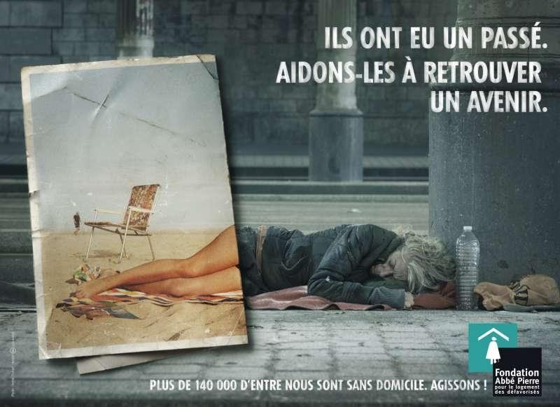 fondation-abbé-pierre-publicité-sans-abris-sans-domicile-sdf-passé-avenir-hiver-2013-agence-bddp-unlimited-1