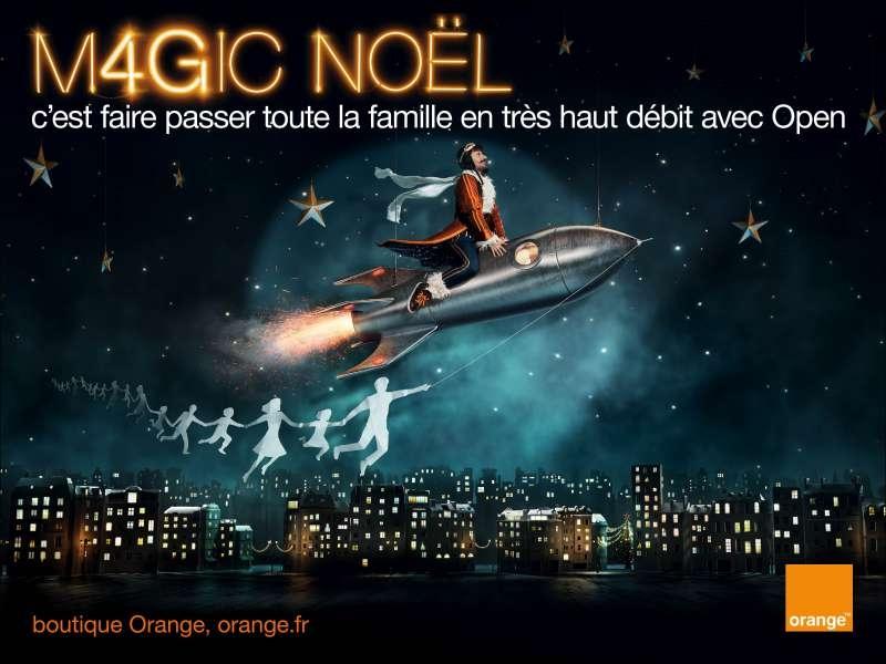 orange-4G-publicité-noel-2013-magic-noel-M4GIC-gunther-love-alexandre-astier-agence-marcel-2