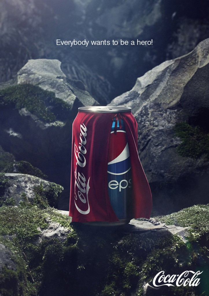 pepsi-coca-cola-halloween-2013-commercial-print-cape-hero-scary-buzz-box-brussels-9gag