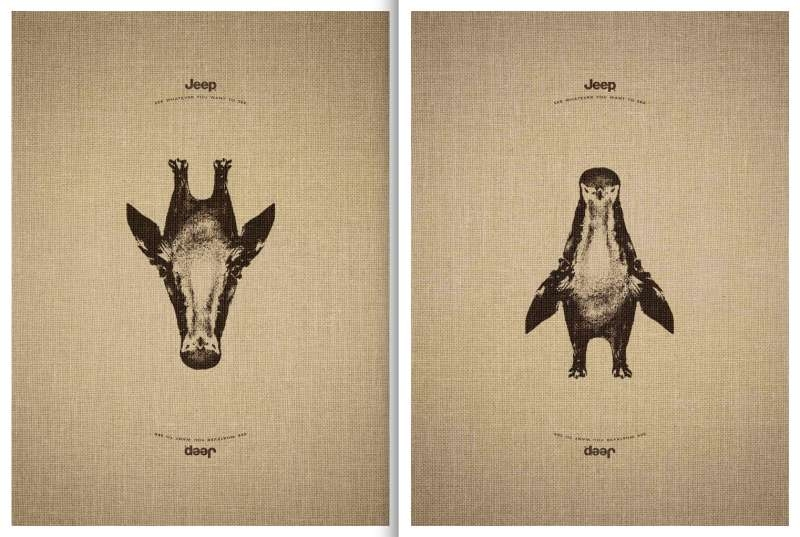 jeep-publicité-marketing-animaux-inversés-reversed-animals-see-whatever-you-want-agence-leo-burnett-france-1